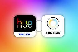 IKEA TRÅDFRI und Philips Hue verbinden