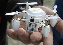 Die kleine ZANO-Drohne (Bild: Torquing Group)