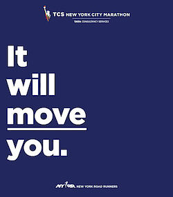 Das Motto in New York: It will move you.