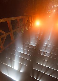 Nebelbrücke II