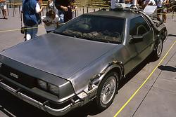 """DeLorean DMC-12 aus """"Zurück in die Zukunft"""""""
