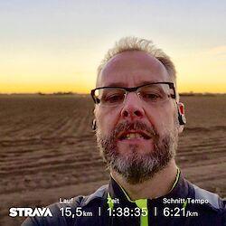 1200km geschafft