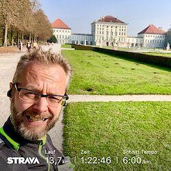 Rund um das Schloss Nymphenburg