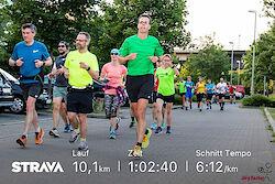 Beim RunUrban in Neuss (Danke an Jörg Becker für das Bild)
