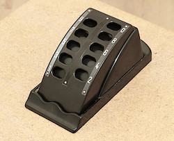 Zugnummernschalter eingebaut