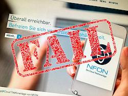 NFON: Kaution für die Cloud-Telefonanlage? Ich glaube es hackt!