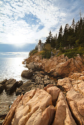 Bass Harbor Head Light, Acadia National Park I