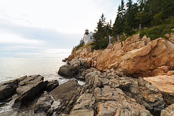 Bass Harbor Head Light, Acadia National Park II