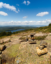Cadillac Mountain, Acadia National Park III