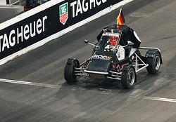 Michael Schumacher im RX 150