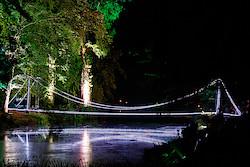 """Die Brücke aus Licht """"Arcadia"""" III"""