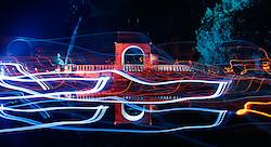 Die Barockbrücke in Bewegung...