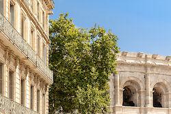 Das Amphitheater von Nîmes
