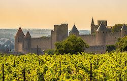 Die Cité von Carcassonne