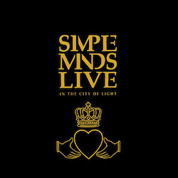 In the City of Light – Simple Minds