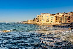 Fischerhafen von Saint-Tropez
