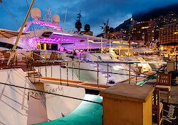 Yachten in Monaco