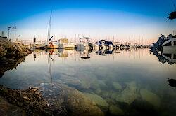 Im Hafen von Palavas-les-Flots