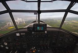 Cockpit | Ju 52