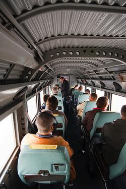 Passagierraum | Ju 52