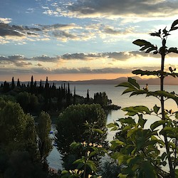 Blick auf Baia delle Sirene