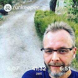 Laufen geht immer...