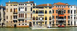 Gebäude am Canale Grande