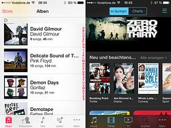 Musik und iTunes